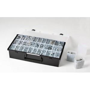 Szuflada narzędziowa z pudełkami na akcesoria do walizki All.In.One AIBOX9.B1
