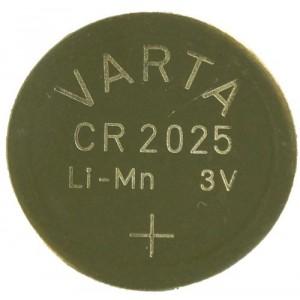 Bateria 3 V / CR 2025