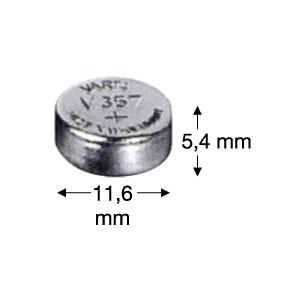 Baterie V357