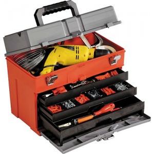 Tool-Box  Skrzynia na narzędzia z tworzywa sztucznego 854 Professional-Line