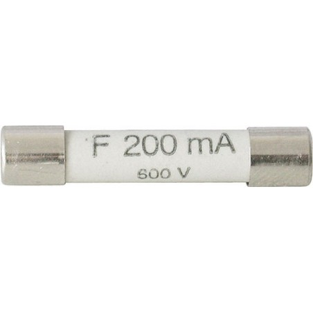 Bezpiecznik F 200mA